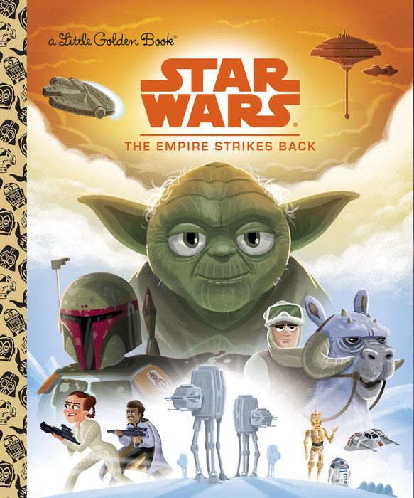 Cover of Star Wars: The Empire Strikes Back (Star Wars)