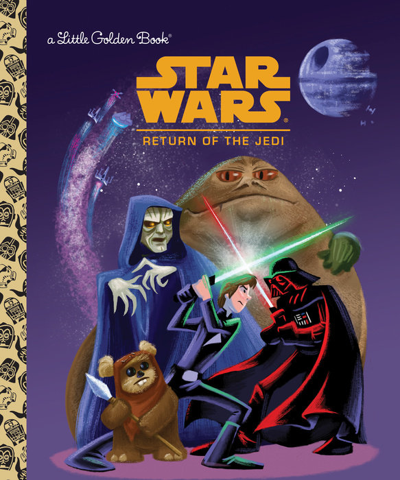 Cover of Star Wars: Return of the Jedi (Star Wars)