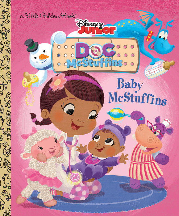 Cover of Baby McStuffins (Disney Junior: Doc McStuffins)
