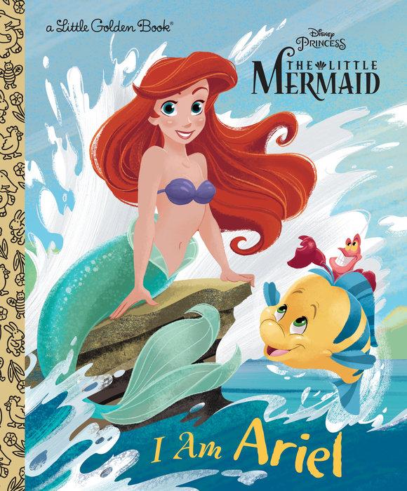 Cover of I Am Ariel (Disney Princess)