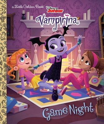 Game Night (Disney Junior Vampirina) | Penguin Random House