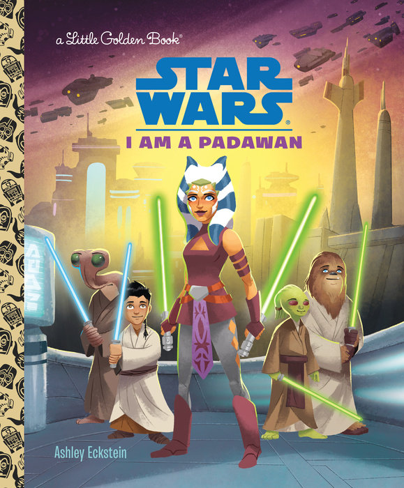 Cover of I Am a Padawan (Star Wars)