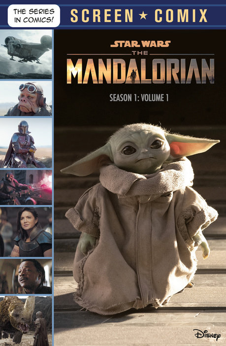 Cover of The Mandalorian: Season 1: Volume 1 (Star Wars)