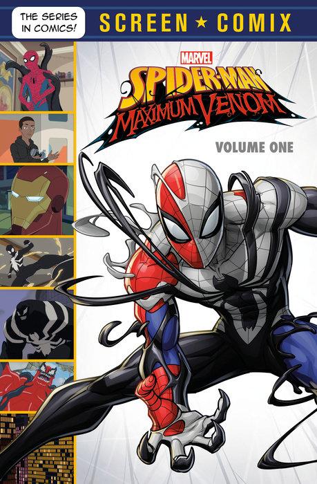 Cover of Spider-Man: Maximum Venom: Volume 1 (Marvel Spider-Man)