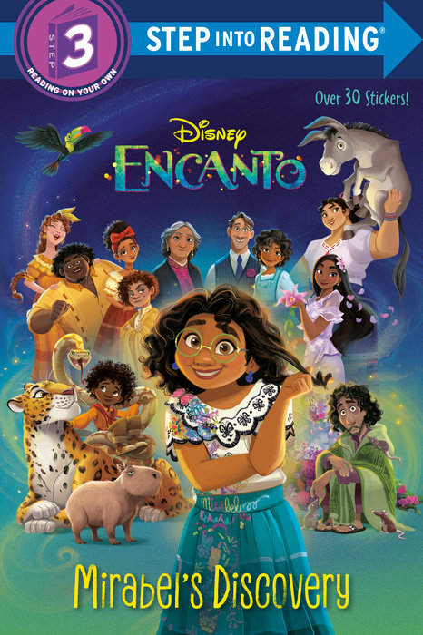 Cover of Mirabel\'s Discovery (Disney Encanto)