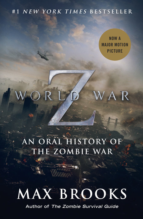 World War Z (Movie Tie-In Edition) by Max Brooks
