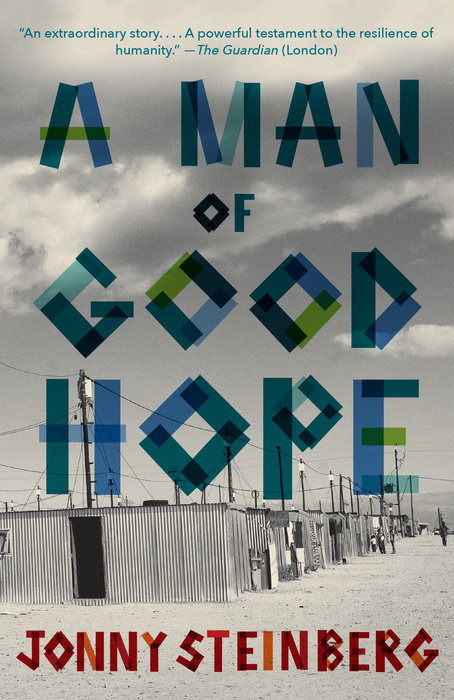 A Man of Good Hope - Penguin Random House Education