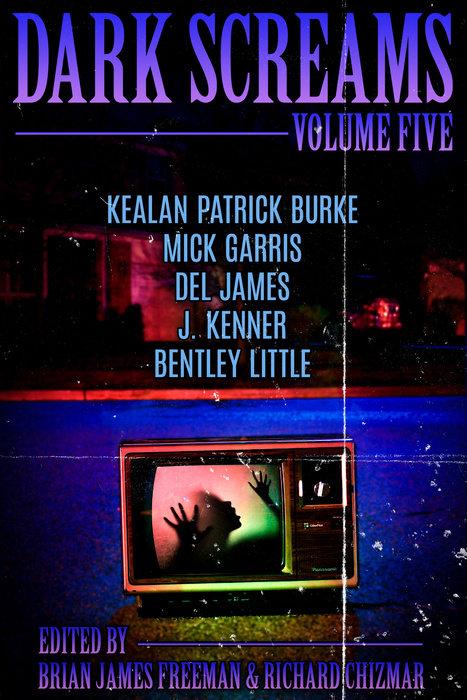 Dark Screams Volume Five Random House Books