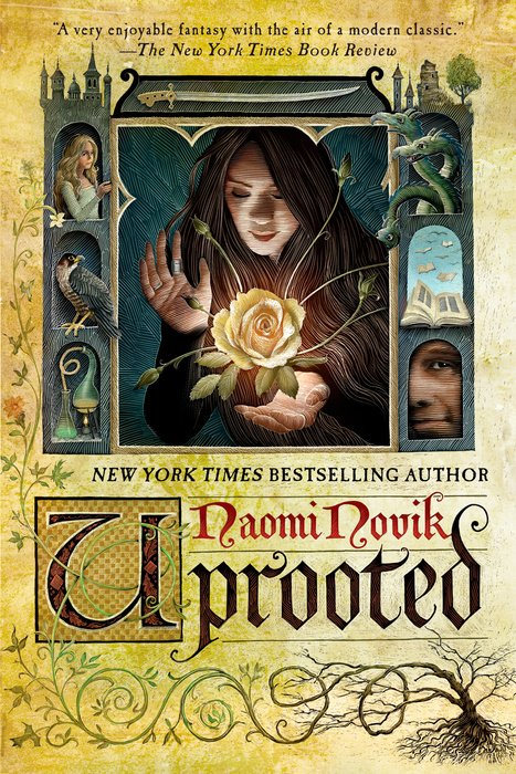 f2470a596e0af Uprooted - Random House Books