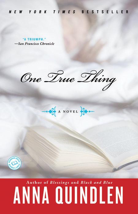 one true thing - random house books