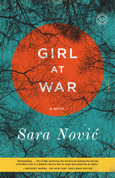 Girl at War by Sara Novic