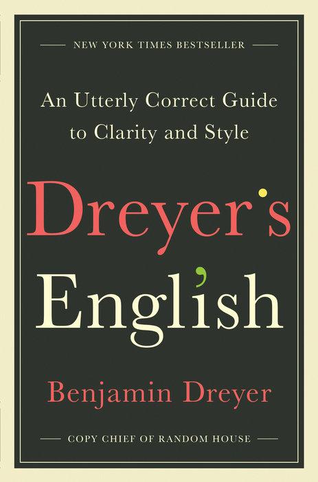 Dreyer's English - Random House Books