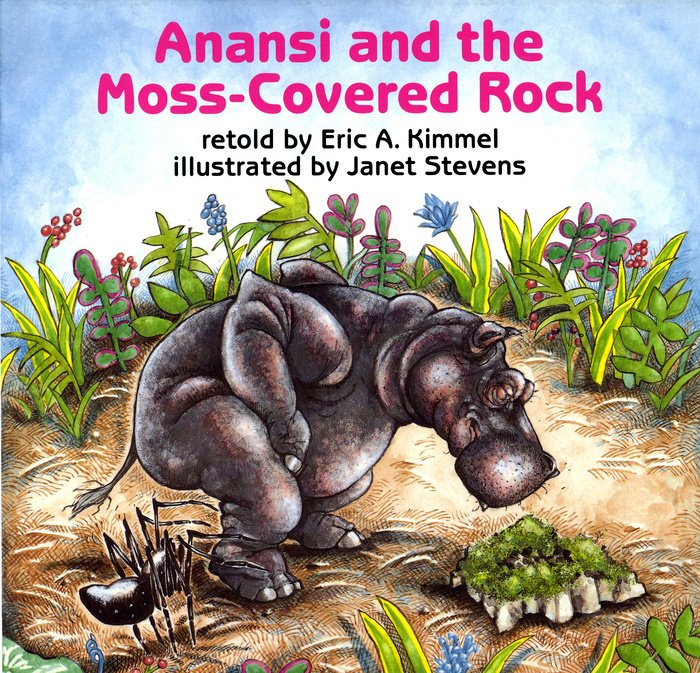 Anansi And The Moss Covered Rock Penguin Random House Retail