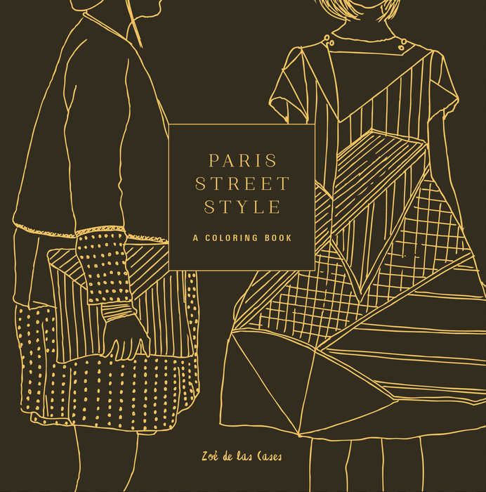 Paris Street Style by Zoe de las Cases