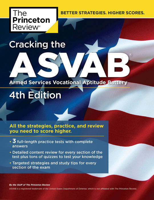 Cracking the ASVAB, 4th Edition - The Princeton Review