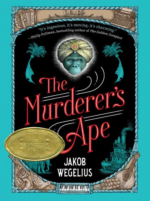 Cover of The Murderer\'s Ape