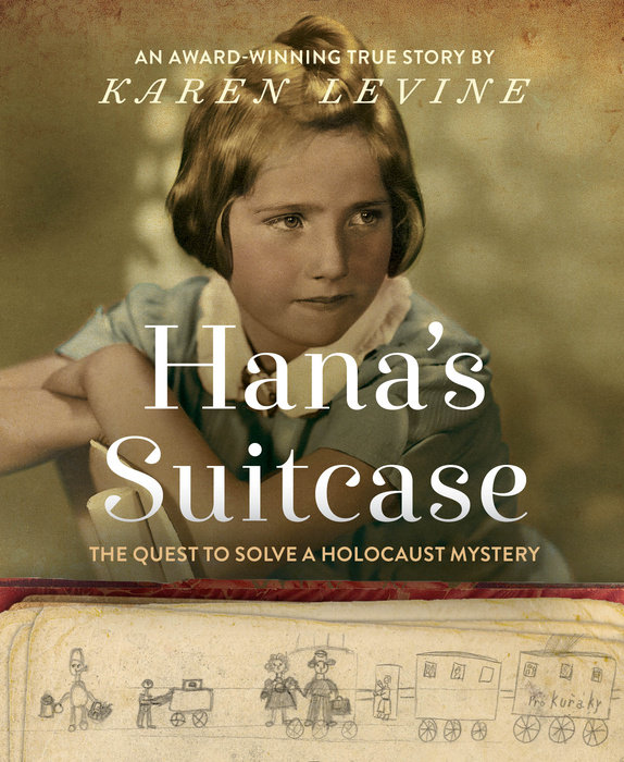 Cover of Hana\'s Suitcase
