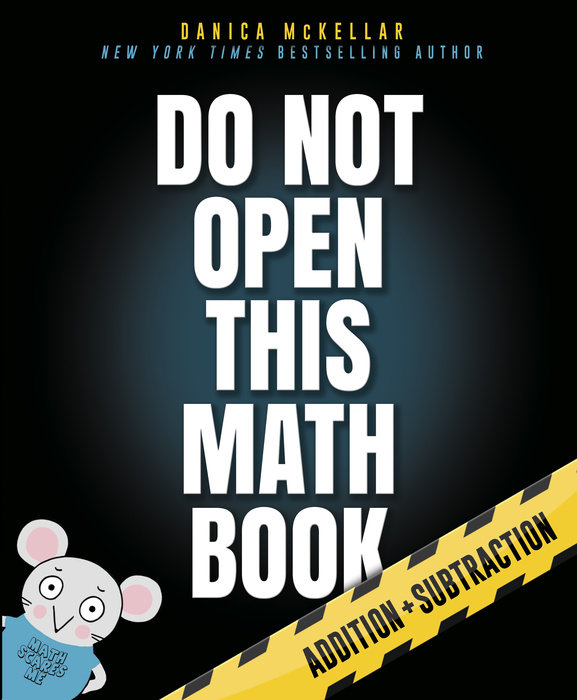 Cover of Do Not Open This Math Book