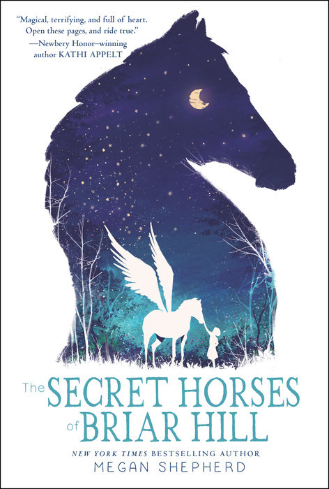 Cover of The Secret Horses of Briar Hill