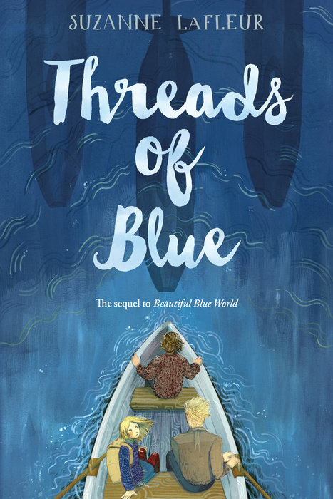 Cover of Threads of Blue