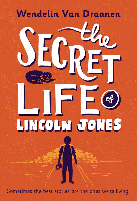 Cover of The Secret Life of Lincoln Jones