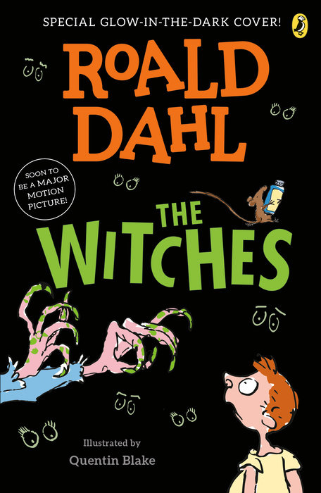 The Witches by Roald Dahl