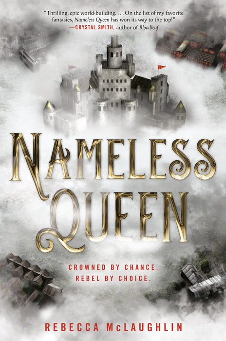 Cover of Nameless Queen