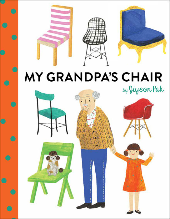 Cover of My Grandpa\'s Chair