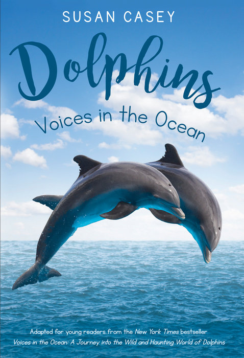 Cover of Dolphins: Voices in the Ocean