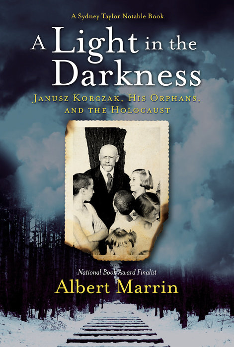 Cover of A Light in the Darkness