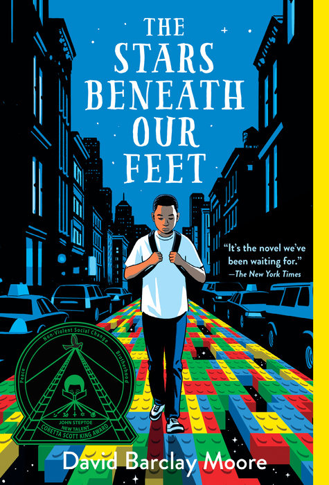 Cover of The Stars Beneath Our Feet