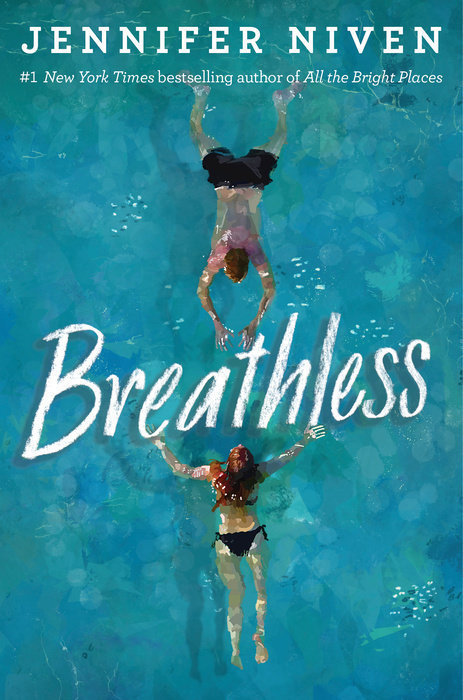 Book cover for Breathless