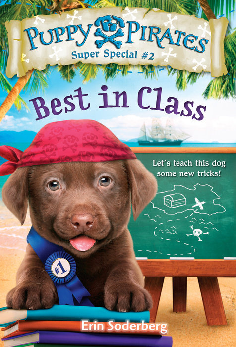 Cover of Puppy Pirates Super Special #2: Best in Class