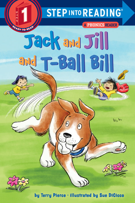 Jack and Jill and T-Ball Bill - Penguin Random House Retail