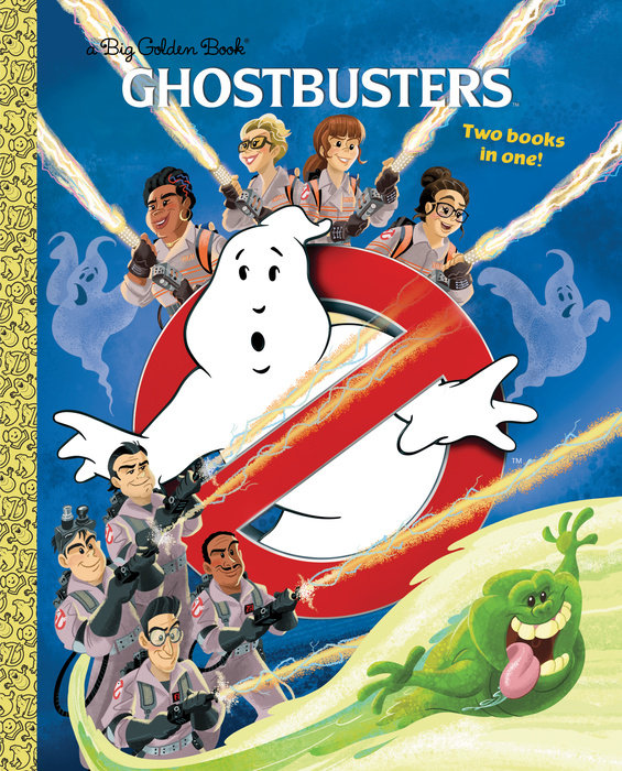 Cover of Ghostbusters (Ghostbusters)