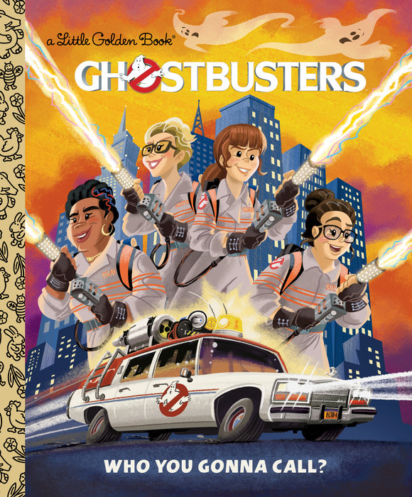Cover of Ghostbusters: Who You Gonna Call (Ghostbusters 2016)