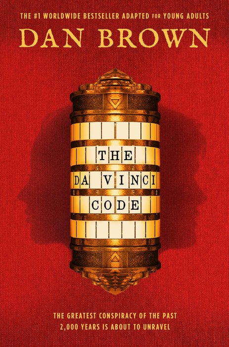 Cover of The Da Vinci Code (The Young Adult Adaptation)