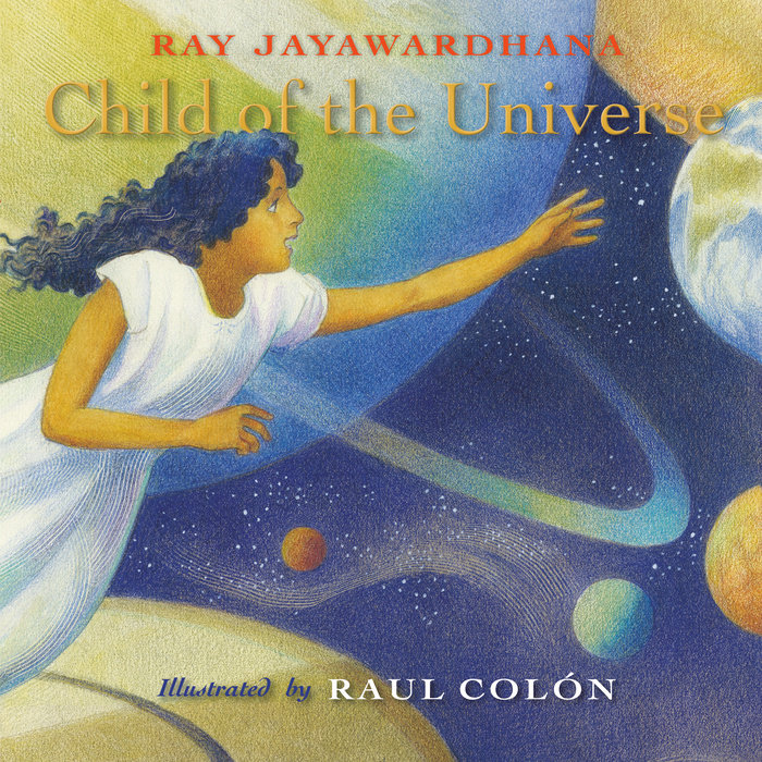Book cover for Child of the Universe