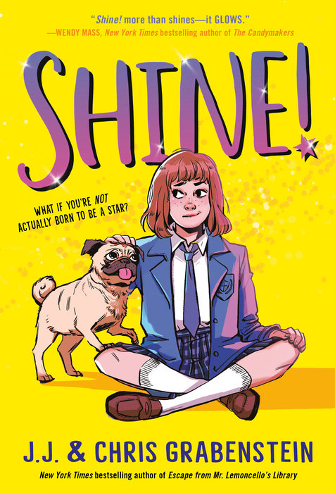 Cover of Shine!