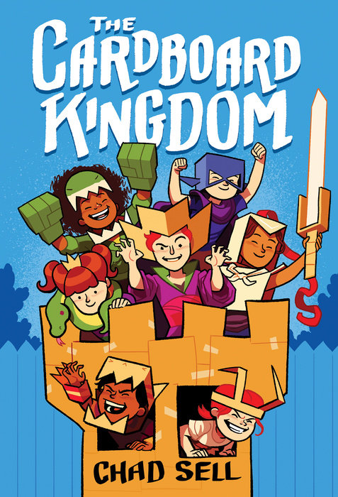 Book cover for The Cardboard Kingdom