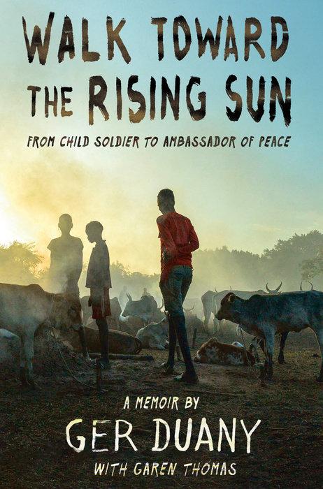 Cover of Walk Toward the Rising Sun