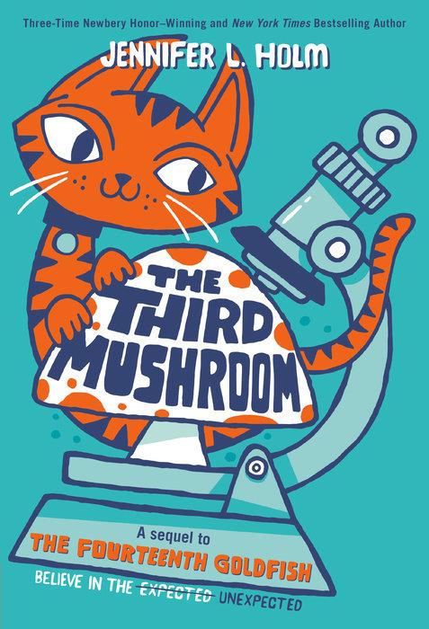 Cover of The Third Mushroom