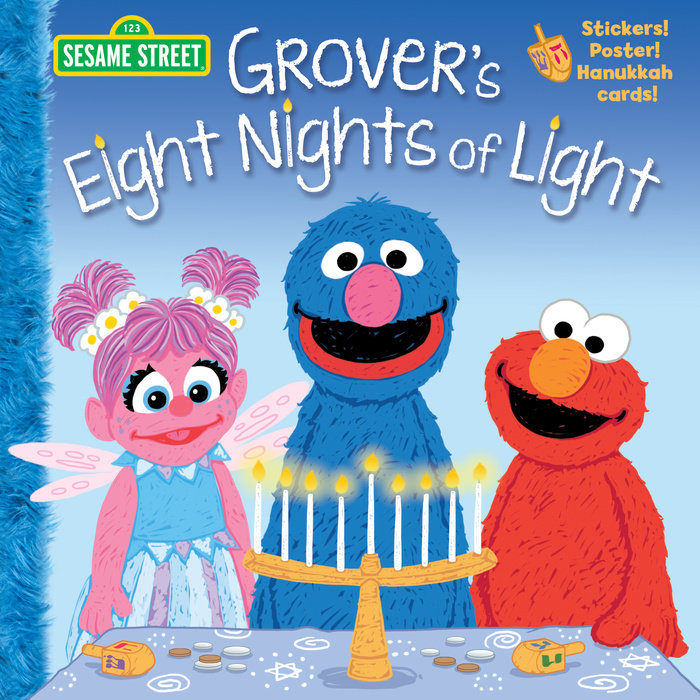 Grover's Eight Nights of Light (Sesame Street) - Penguin Random