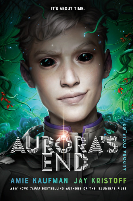 Cover of Aurora\'s End
