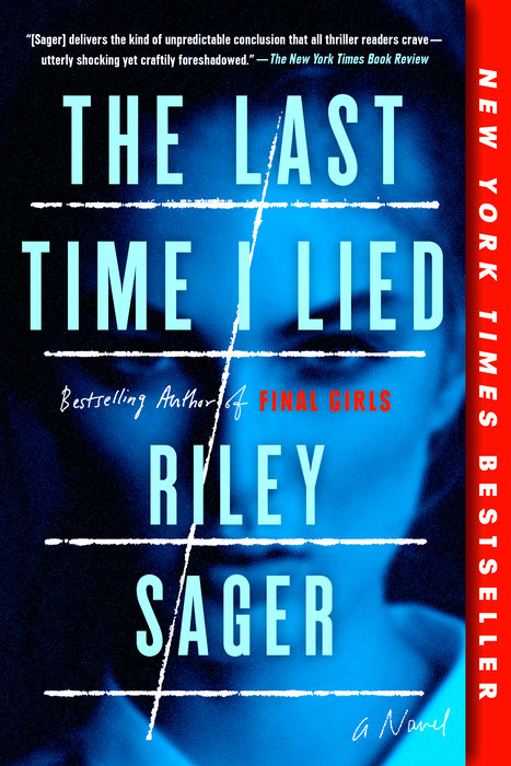 Enter to Win The Last Time I Lied by Riley Sager | Read It