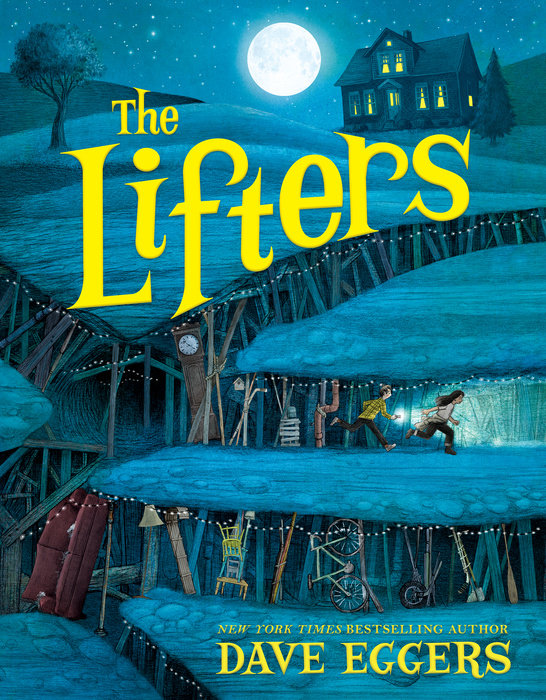 Cover of The Lifters