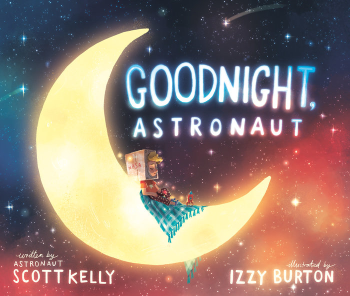 Cover of Goodnight, Astronaut