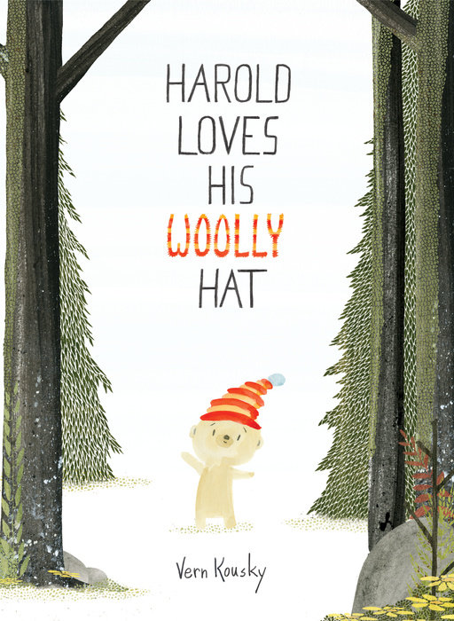 Cover of Harold Loves His Woolly Hat