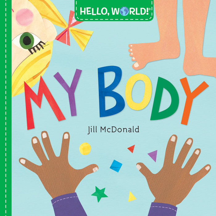 Cover of Hello, World! My Body