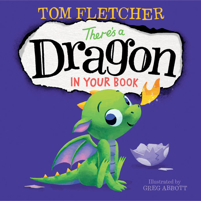 Cover of There\'s a Dragon in Your Book